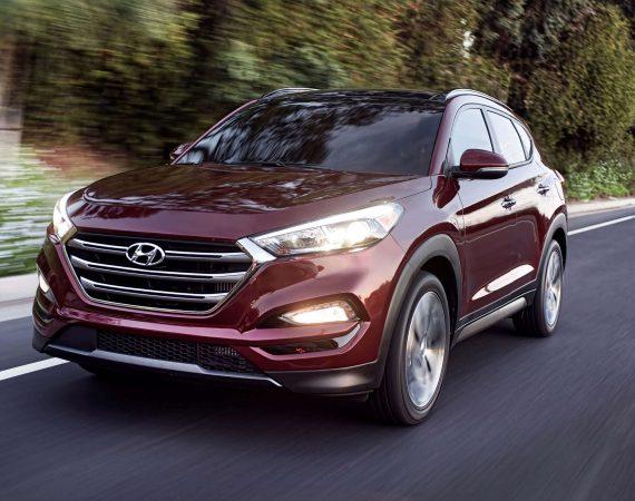 Hyundai Tucson: diesel instead of turbo engine